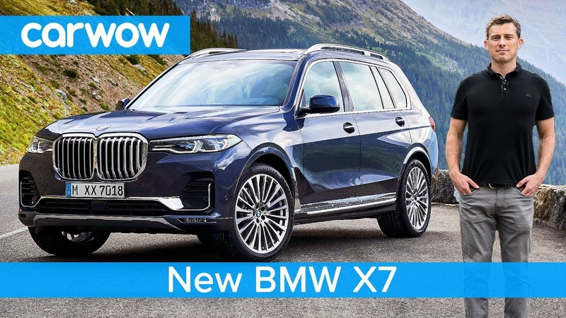 All-new BMW X7 SUV 2019 - see why its worth £100,000!