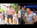 When a HUGE BODYBUILDER Hang Out With Normal People ! Must Watch