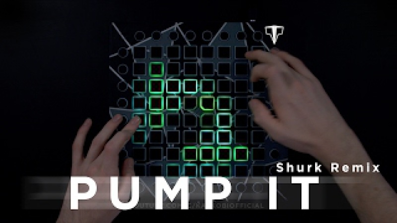 The Black Eyed Peas - Pump It (Shurk Remix) Launchpad Cover