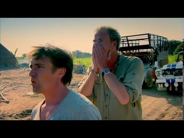 Top Gear Спецвыпуск в Бирме Часть 26