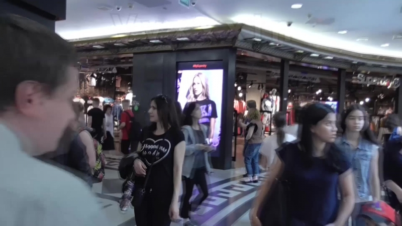 [Псв 3] Прогулка по ТЦ охотный ряд, торговый центр под землёй с фонтаном на охотке, вход на станцию метро театральная площадь р