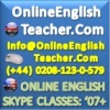 Online English Teacher - OnlineEnglishTeacher.co