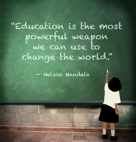 Powerful Education Quotes