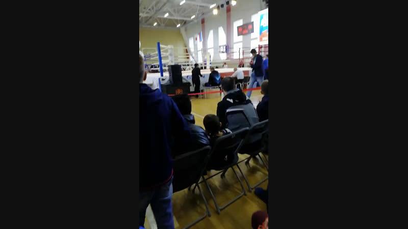 Встреча по боксу. Сахалин-Хоккайдо