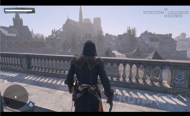 В Assassin's Creed Unity будет кооператив