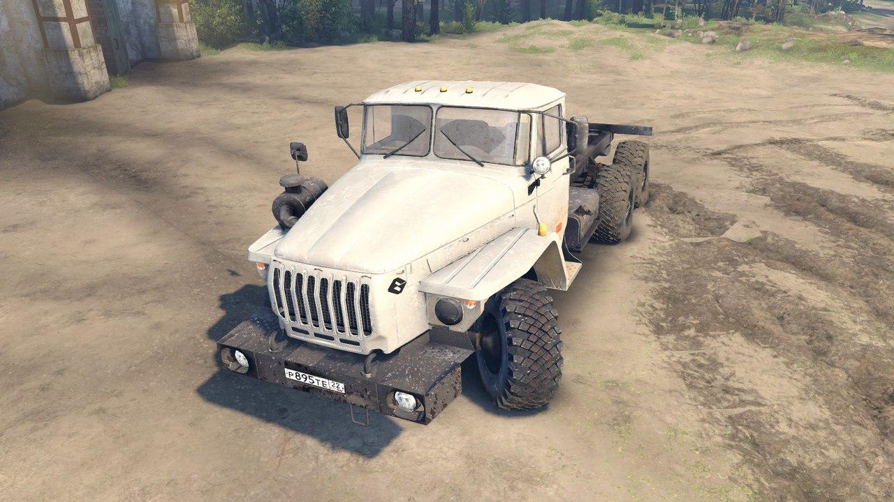 Урал 4320-30 для Spintires - Скриншот 1