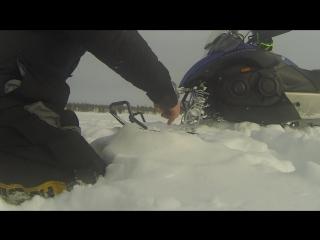 Зимняя рыбалка жерлицы о Лесное Новый Уренгой