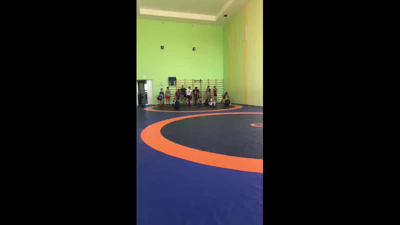 Тренировка вольников 45 школы 🤼♂️🤼♂️🤼♂️