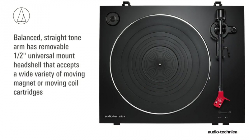 AT-LP3 Fully Automatic Belt-Drive Turntable