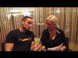 redstar.tv trifft Vivian Schmitt auf der Venus 2015