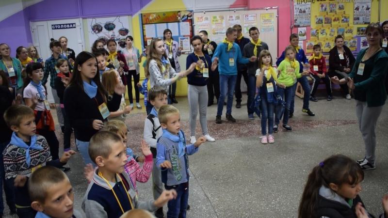 Массовое мероприятие Традиционный национальный танец еврейский танец