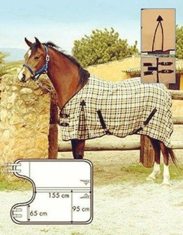 нарядом для вашей лошади.