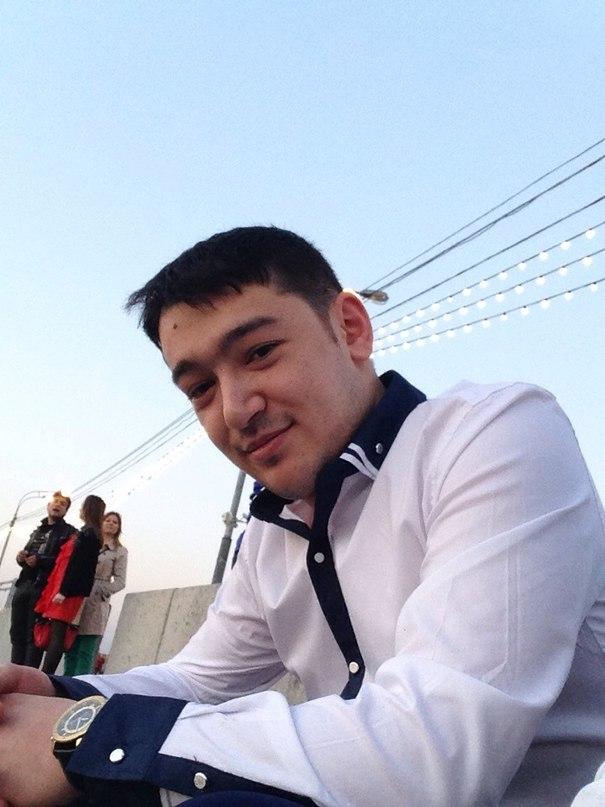 Шахриер Маматкулов  