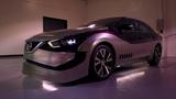 Star Wars Cars - 2018 Nissan Maxima Phasma
