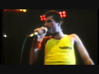 Queen - another one bites the dust | 1980 год | клип [official video]