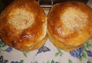 Простые таджикские лепёшки