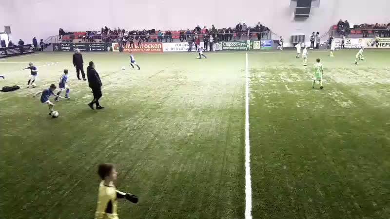 OPEN CUP-2018 2009г.р. ШТУРМ СТ. ОСКОЛ - ДЮСШ-4 2009 КУРСК