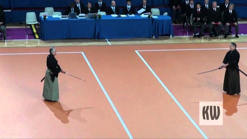 2012 WKC, Italy - Kendo Kata Embu