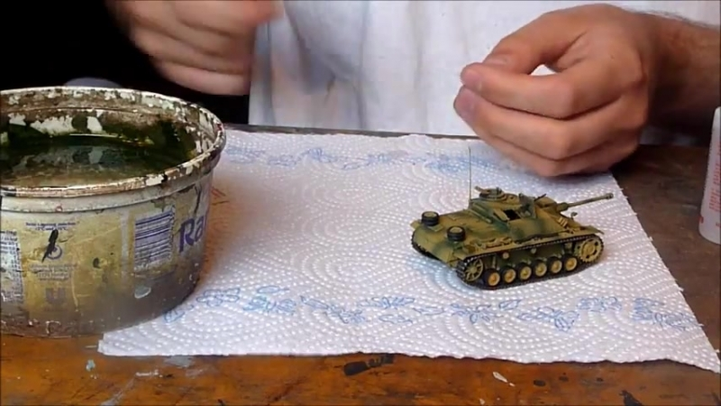 Dragon StuG III G in 1 72 scale Part II