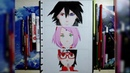 Speed Drawing - Uchiha Sasuke - Sakura- Sarada | Boruto Naruto Next Generation