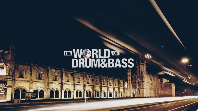 Drum Bass Mix 2017   10 YEARS WORLD OF DRUM BASS MOSCOW LP