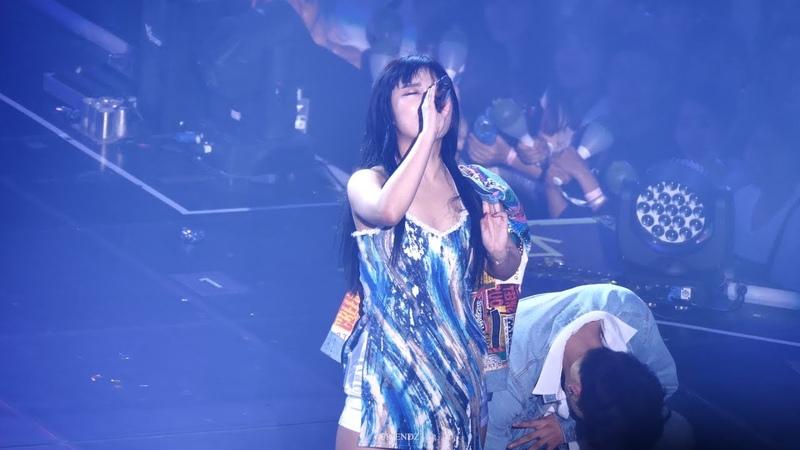 [4K]180819 마마무 콘서트 4season ss 휘인 No thanks Finesse 개인무대 직캠 MAMAMOO WHEEIN FANCAM