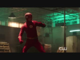 The flash - seeing red promo - the cw