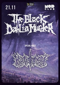 The Black Dahlia Murder :: 21.11 - Питер :: MOD