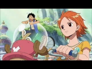 One Piece TV / 391 субтитры / Kage Project / Ван-Пис ТВ ...