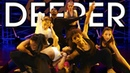 Deeper Riton MNEK House Gospel Choir Radix Dance Fix Season 2 Brian Friedman Choreography