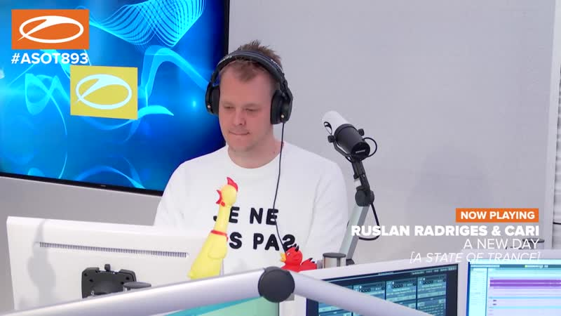 Ruslan Radriges Cari - A New Day ASOT893