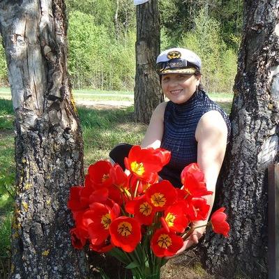 Людмила Глотова, 9 мая 1965, Калининград, id213515657