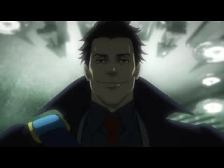 Psycho-Pass 3: First Inspector - трейлер