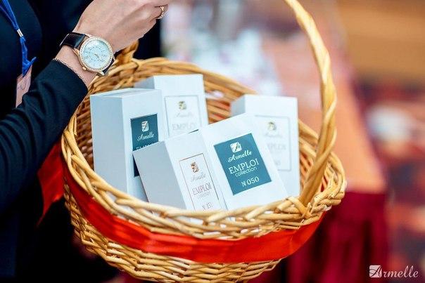 Коллекция селективной парфюмерии EMPLOI от компании Armelle – это наст