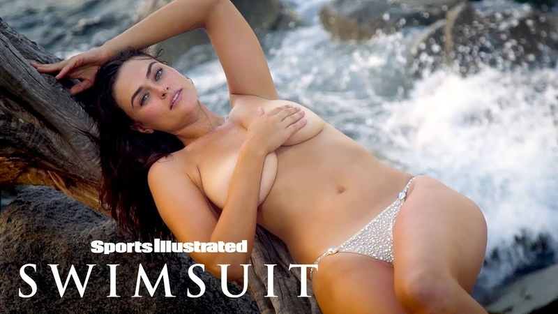 Myla Dalbesio Gets Intimate In This Jaw-Dropping Sunset Shoot   Sports Illustrated Swimsuit