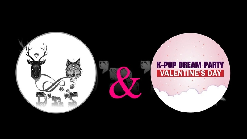 K-pop Dream Party Valentines Day | DnS Crew on the pairing defile {16.02.19}