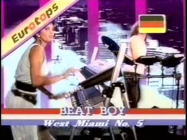 Beat Boy - West Miami No.5 ( Eurotops )