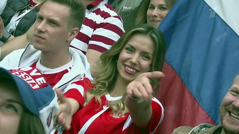 Вперед Россия!(Калинка) ЧМ-2018 по футболу