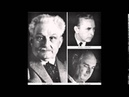 Firkušný, Janáček Concertino for Piano 2 Violins Viola Clarinet Horn and Bassoon, Kubelik