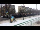 Краматорск марш мира «Я Волноваха»