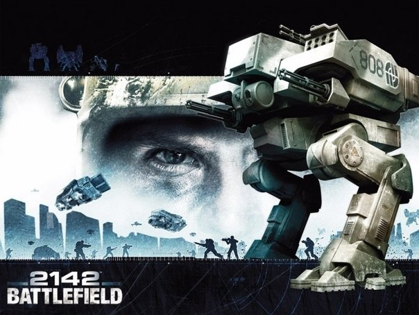 Battlefield 2142 Northern Strike (2006) PC скачать торрент.