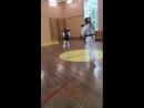 Тренировочный поединок кендо