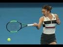 Simona Halep's Top 5 Shots   2019 Qatar Total Open
