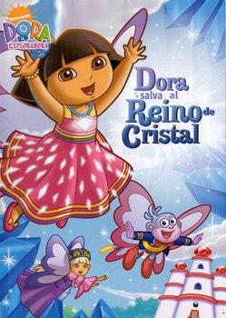 Dora la Exploradora: Dora salva al reino de cristal