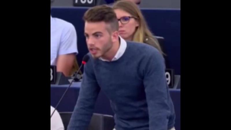 Un référent départemental de Génération Nation FNJ demande à l'UE de revoir sa politique sur la gestion des frontières