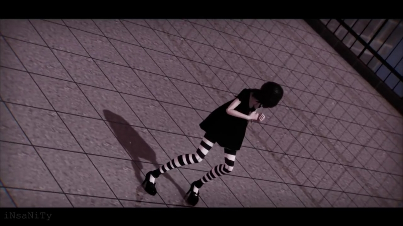 ◤MMD Anime◥ ◆ Mad Alone ◆◇ Motion DL - CLOSED ◇