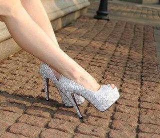 Туфли На Железном Каблуке