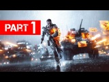 Battlefield 4 Walkthrough Part 1 - Let's Play (Xbox 360/PS3/PC)