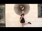 Video-card for Oksana Yushkova (Creative Models)