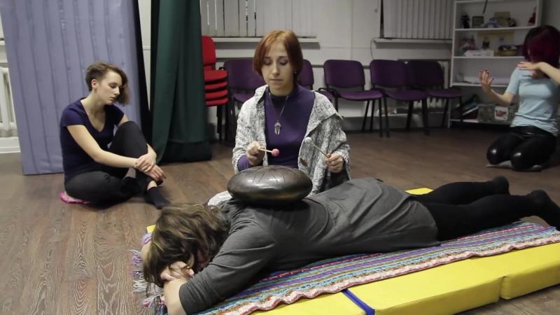 Виброакустический массаж и релакс пластика
